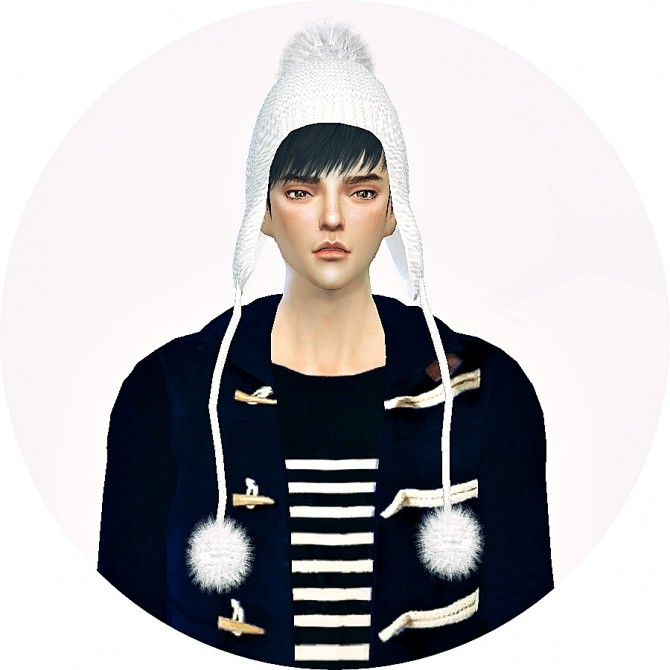 Ear flap hat at Marigold image 9620 670x670 Sims 4 Updates