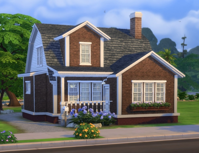 Ferguson House By Plasticbox At Mod The Sims 187 Sims 4 Updates