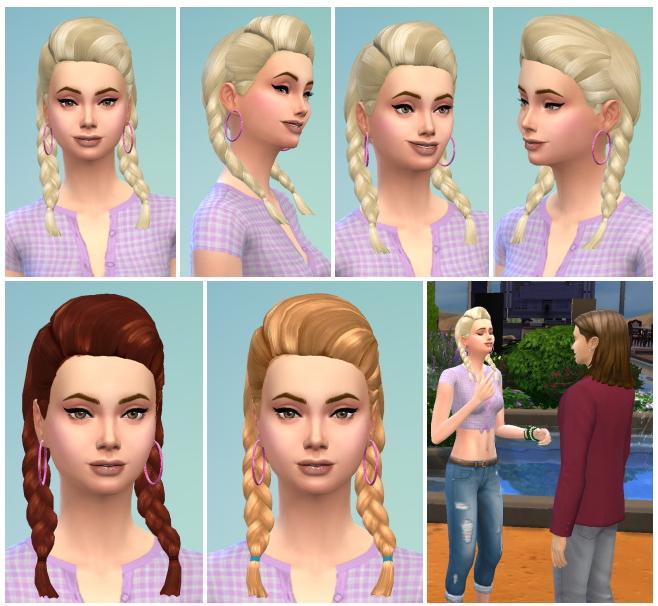 Gretchen Hair at Birksches Sims Blog image 1001 Sims 4 Updates