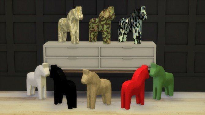 Sims 4 Scandinavia Christmas Set at Meinkatz Creations
