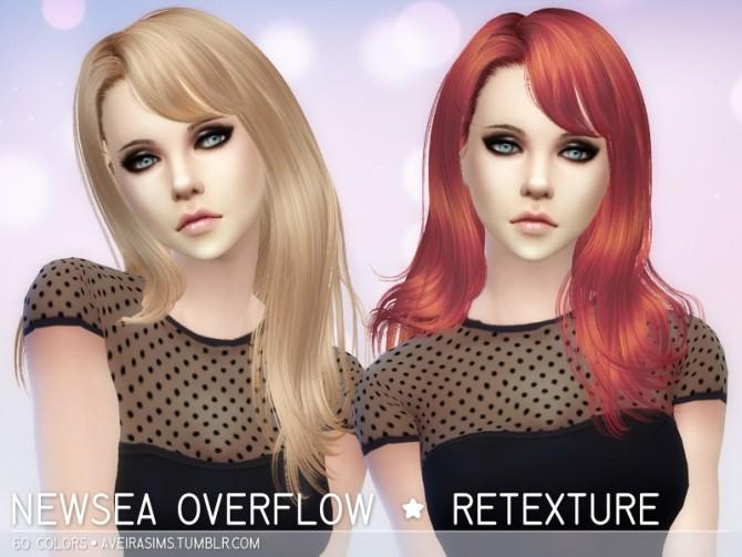 Wings TZ0528 Hair Retexture Child Naturals Unnaturals at