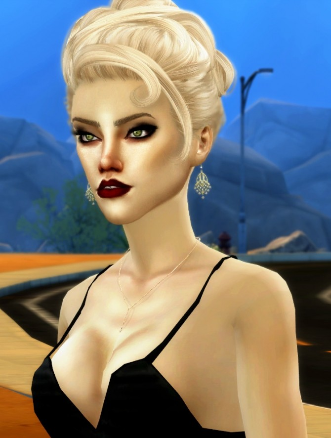 Genevieve Moore by BellaTheBlueJay at Mod The Sims image 10722 670x886 Sims 4 Updates