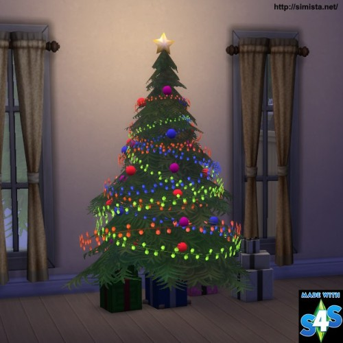 Christmas Tree » Sims 4 Updates » Best TS4 CC Downloads