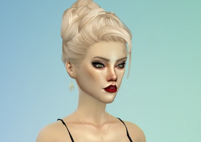 Sims 4 Genevieve Moore by BellaTheBlueJay at Mod The Sims