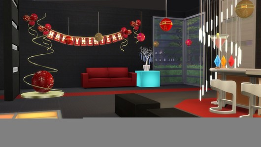 Sims 4 Le Joanns club by Guardgian at Khany Sims
