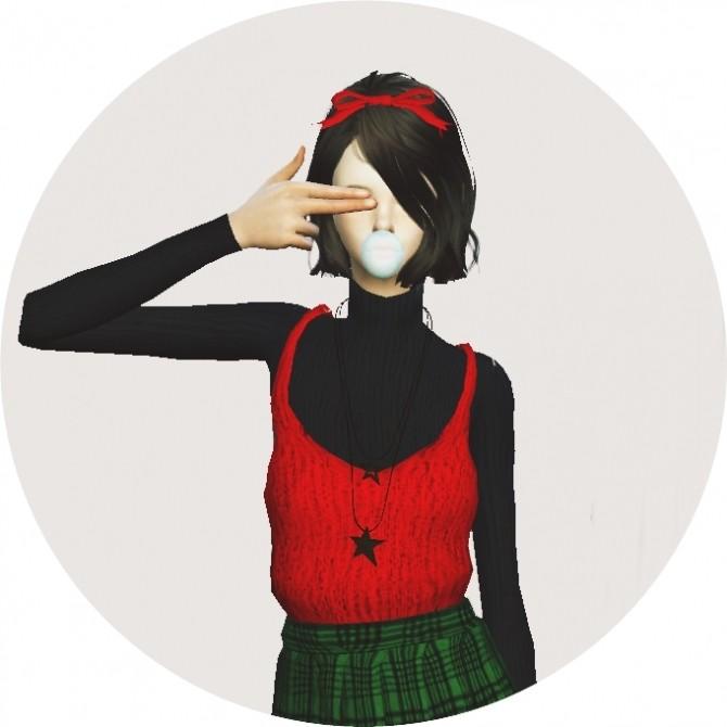 Head ribbon at Marigold image 11223 670x670 Sims 4 Updates