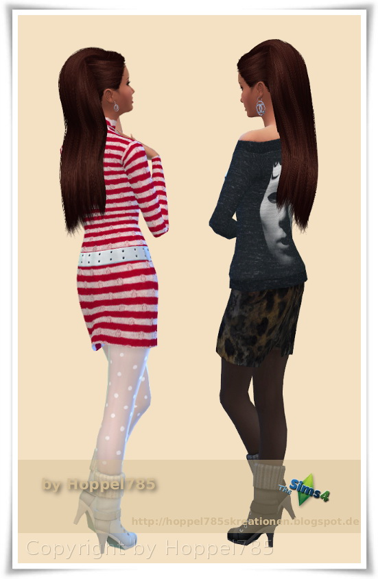 Winter Collection by Hoppel785 image 1135 Sims 4 Updates
