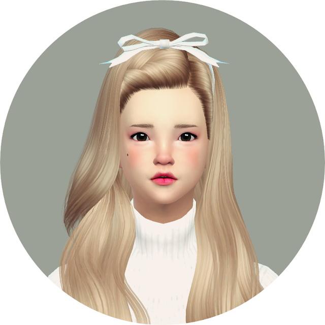 Head Ribbon At Marigold 187 Sims 4 Updates