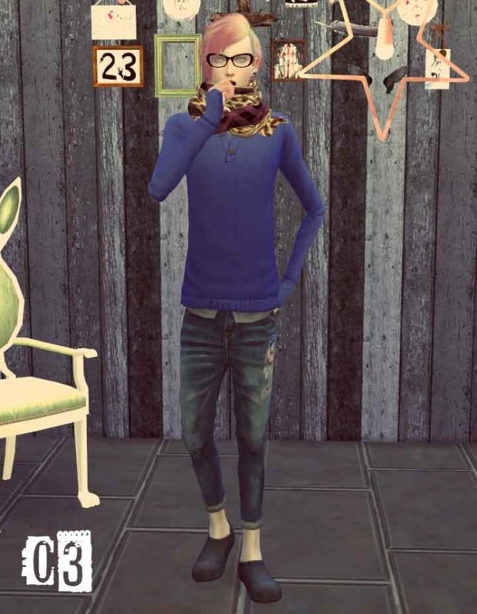 Sims 4 Planet candy & pose at HANECO'S BOX
