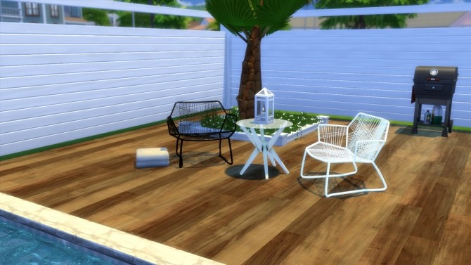 Tropicalia Chair at Meinkatz Creations image 11713 670x377 Sims 4 Updates
