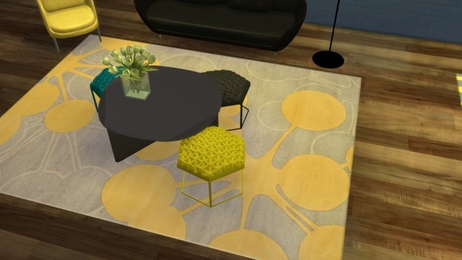 Hive Coffee Table at Meinkatz Creations image 1199 670x377 Sims 4 Updates