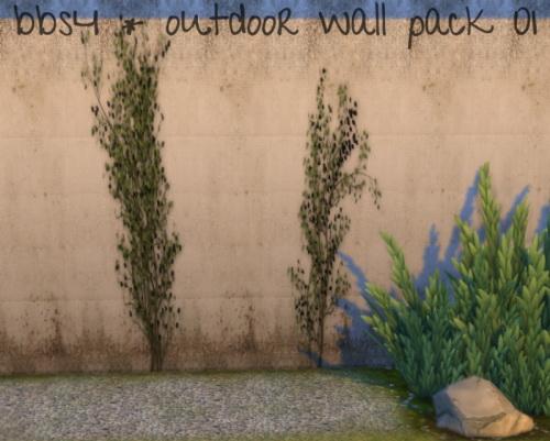 Walls + Terrain Paints at bbs4 image 1261 Sims 4 Updates