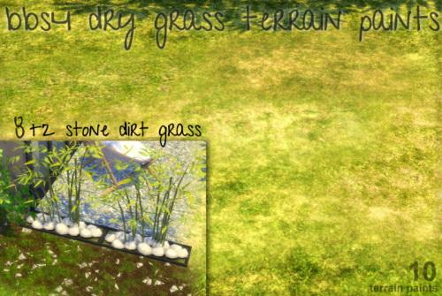 Walls + Terrain Paints at bbs4 image 128 Sims 4 Updates