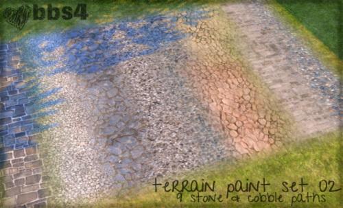 Walls + Terrain Paints at bbs4 image 129 Sims 4 Updates