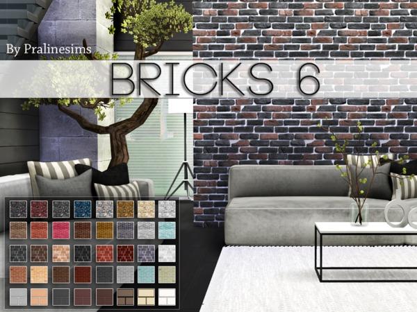 Bricks 6 by Pralinesims at TSR image 13100 Sims 4 Updates