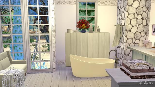 Christmas Cottage at Angelina Koritsa image 13115 Sims 4 Updates