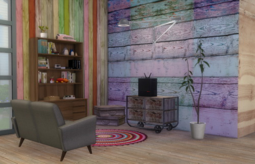 Walls + Terrain Paints at bbs4 image 1321 Sims 4 Updates