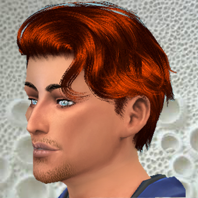 Sims 4 Male hair recolor at Trudie55