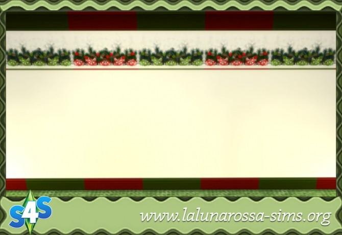 Holidays Ornaments wall at LaLunaRossa image 1450 670x461 Sims 4 Updates