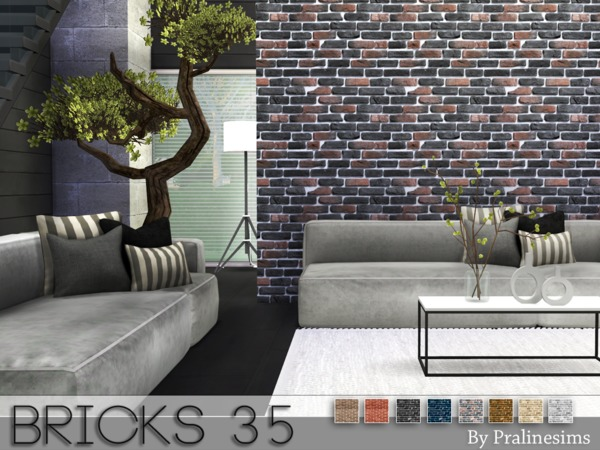 Bricks 6 by Pralinesims at TSR image 1459 Sims 4 Updates