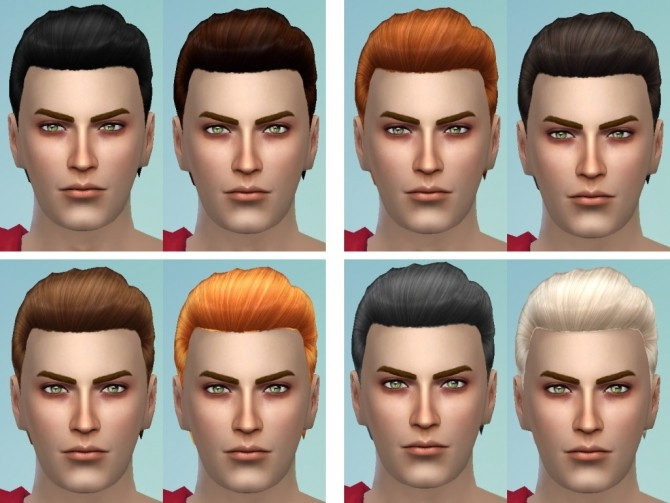 Male Hair retexture at Tatyana Name image 1463 670x503 Sims 4 Updates