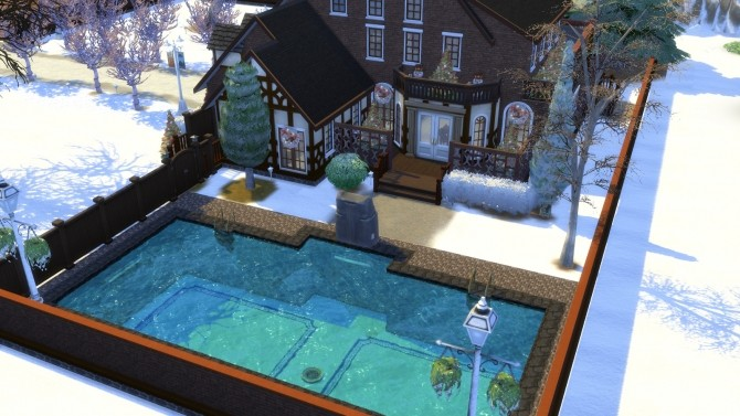 Olmstead Estate Holiday Mansion by Christine11778 at Mod The Sims image 1487 670x377 Sims 4 Updates