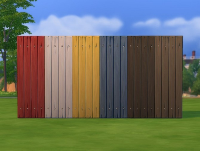 Sims 4 Starboard Recolours by plasticbox at Mod The Sims