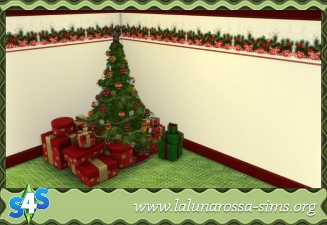 Holidays Ornaments wall at LaLunaRossa image 1559 670x461 Sims 4 Updates