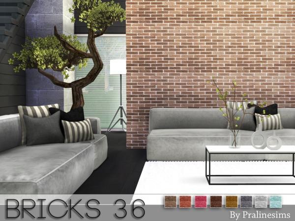 Bricks 6 by Pralinesims at TSR image 1560 Sims 4 Updates