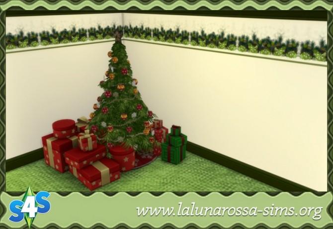 Holidays Ornaments wall at LaLunaRossa image 1649 670x461 Sims 4 Updates