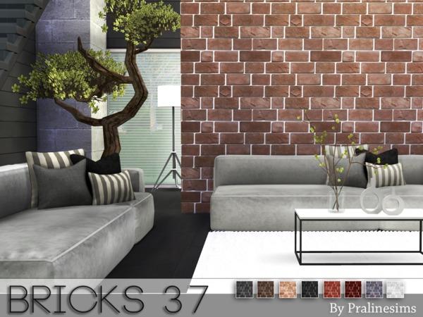 Bricks 6 by Pralinesims at TSR image 1650 Sims 4 Updates