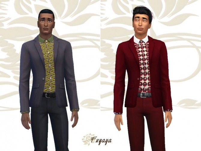Paraisy vest by Fuyaya at Sims Artists image 1675 670x503 Sims 4 Updates