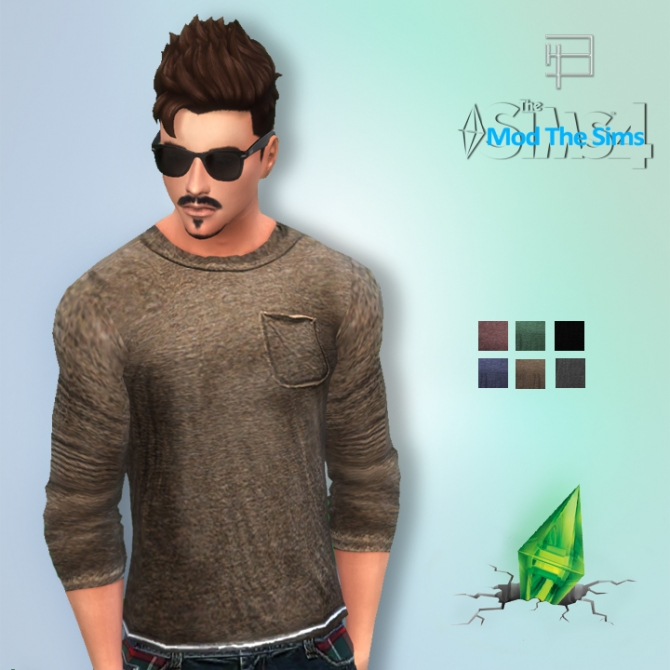 Males At Brolyhd » Sims 4 Updates