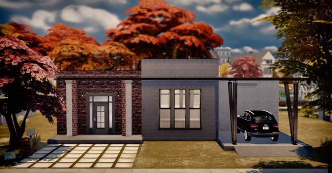 Sims 4 HL Residence at Dream Team Sims