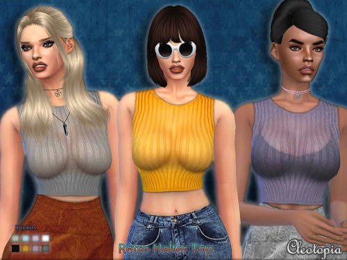 Unreleased : 70s Inspired Items at Cleotopia image 1971 Sims 4 Updates