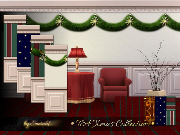 Xmas Collection by emerald at TSR image 21 Sims 4 Updates