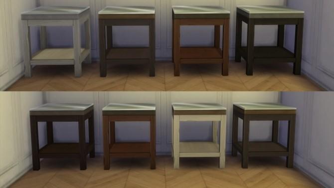 RAW Pedestal Counter at Dri4na image 2175 670x377 Sims 4 Updates