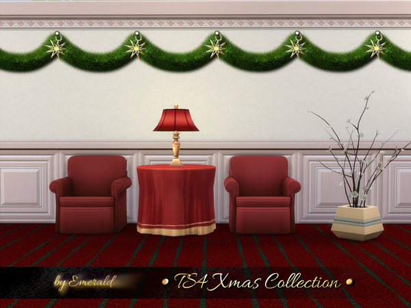 Xmas Collection by emerald at TSR image 22 Sims 4 Updates