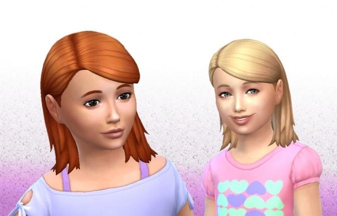 Sims 4 Medium Tucked for Girls at My Stuff
