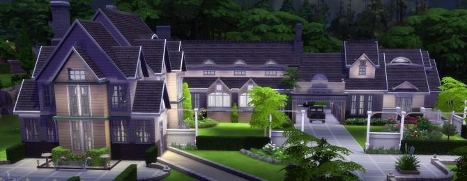 Tudor House No.1 at JarkaD Sims 4 Blog image 2634 670x260 Sims 4 Updates