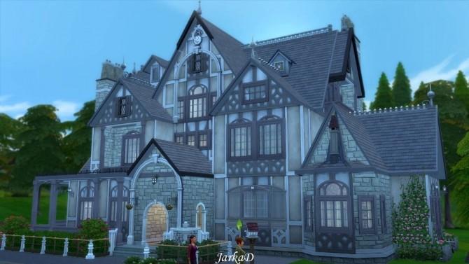 Tudor House No.1 at JarkaD Sims 4 Blog image 2654 670x377 Sims 4 Updates