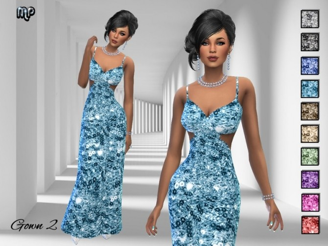Sims 4 MP Gown N2 at BTB Sims – MartyP