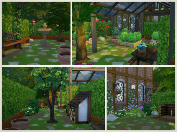Sims 4 Windenburg House by sharon337 at TSR