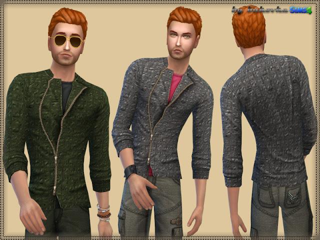 Jacket Zipper at Bukovka image 328 Sims 4 Updates