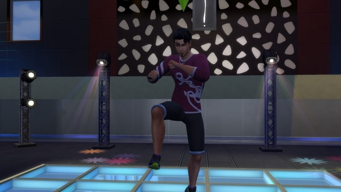 Sims 4 Sebastian by ClarkSupremo at Mod The Sims