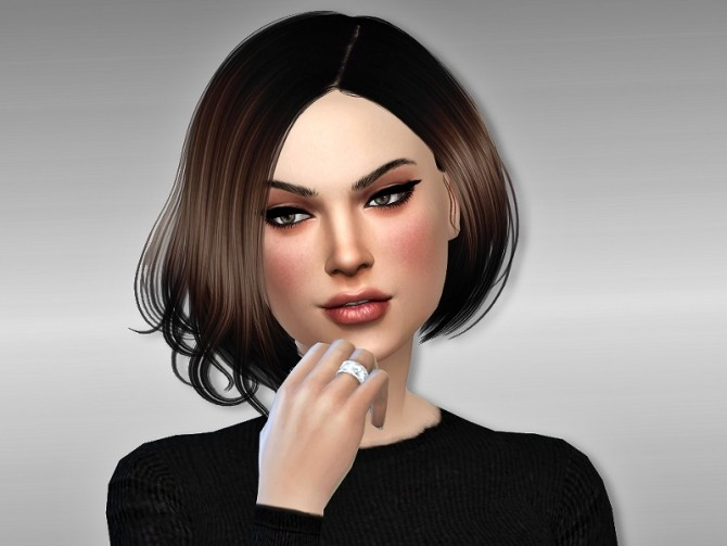 Sims 4 Madeleine Adamson at Sims Addictions