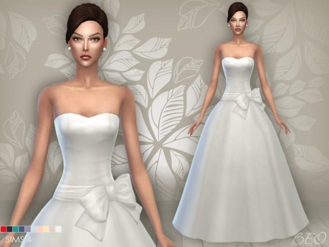 Wedding Dresses Under 500: Wedding » Sims 4 Updates » Best TS4 CC Downloads » Page 2