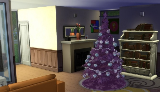 4 Recoloured Holiday Christmas Tree Set by wendy35pearly at Mod The Sims image 3913 670x387 Sims 4 Updates