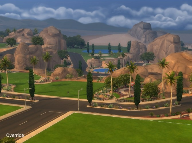 Empty Props Oasis Springs by plasticbox at Mod The Sims image 4013 670x500 Sims 4 Updates