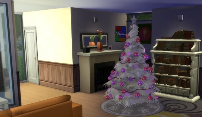 4 Recoloured Holiday Christmas Tree Set by wendy35pearly at Mod The Sims image 4015 670x387 Sims 4 Updates